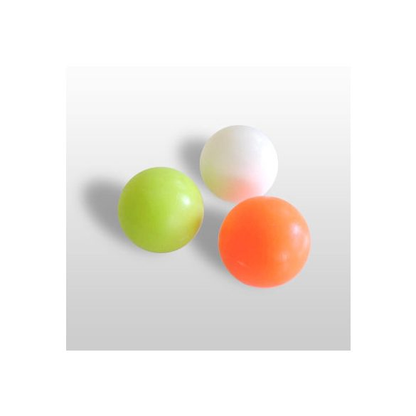 csocsó golyó narancssárga, olasz FAS standard / 1db