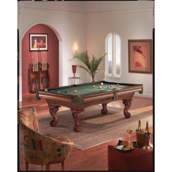 Biliárd asztal Brunswick Camden III 8' gesztenye, espresso, cseresznye