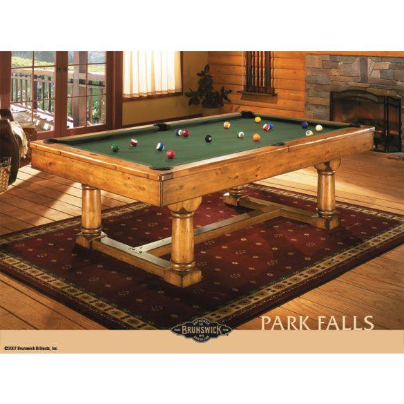 Biliárd asztal Brunswick  Park Falls 8', antik fenyő