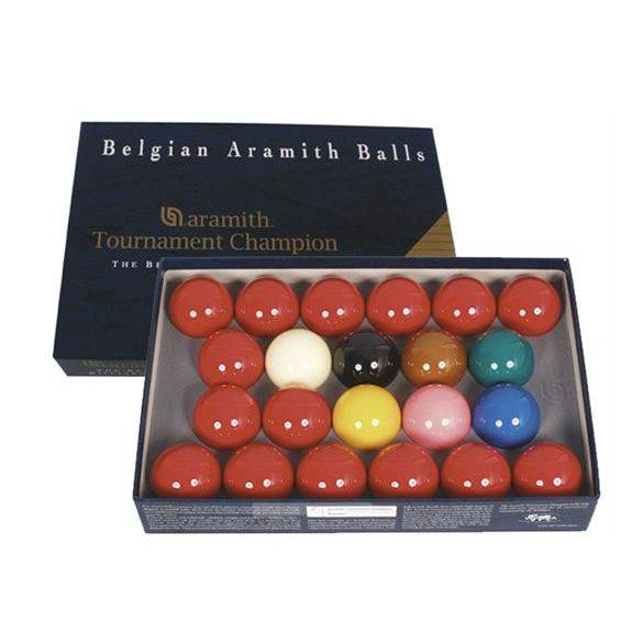 Golyókészlet Snooker Aramith verseny