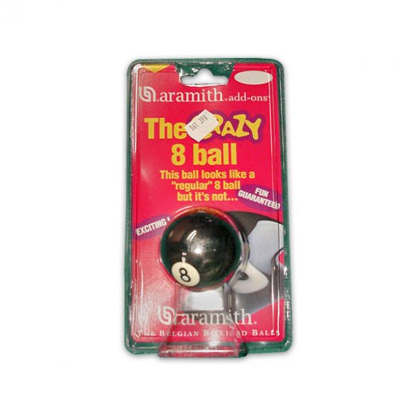 Biliárd golyó Crazy Ball Nr.8.