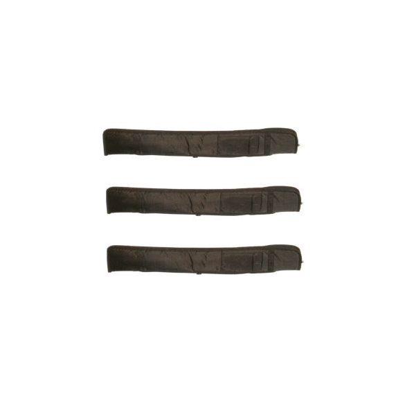Dákótáska Soft vállraakasztható fekete, 1+1