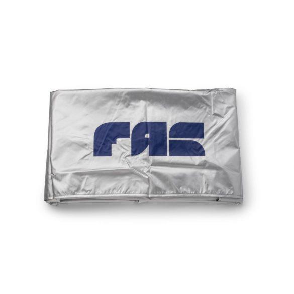 csocsó asztal takaró, műanyag, szürke FAS
