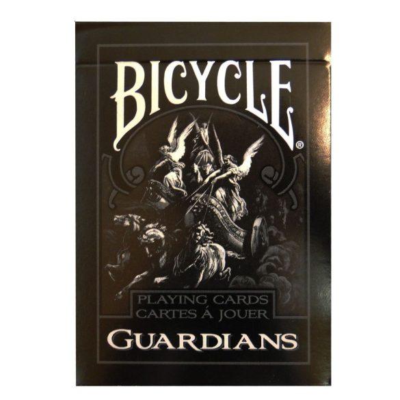 Bicycle kártya Guardians fekete 2 Standard index