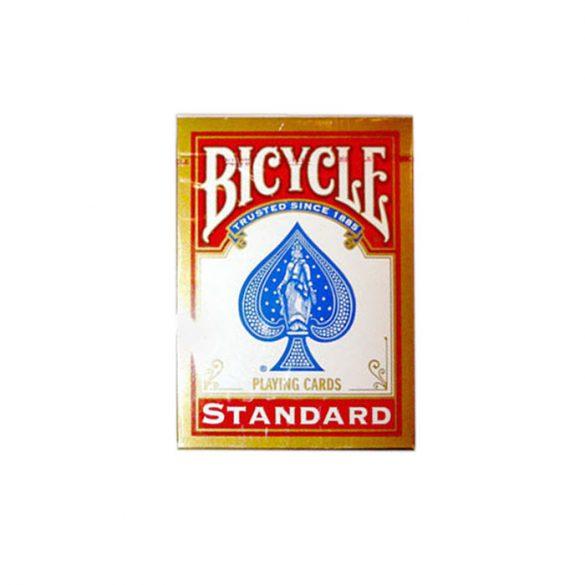 Bicycle kártya Rider Back standard index piros 2 Standard index