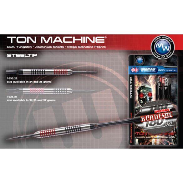 Dart szett Winmau steel Ton Machine 80% 22g