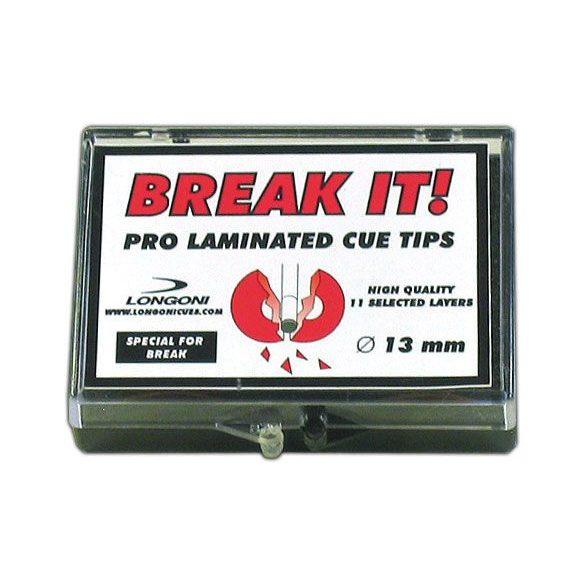 Longoni Dákóbőr, ragasztható,Break it, 13mm