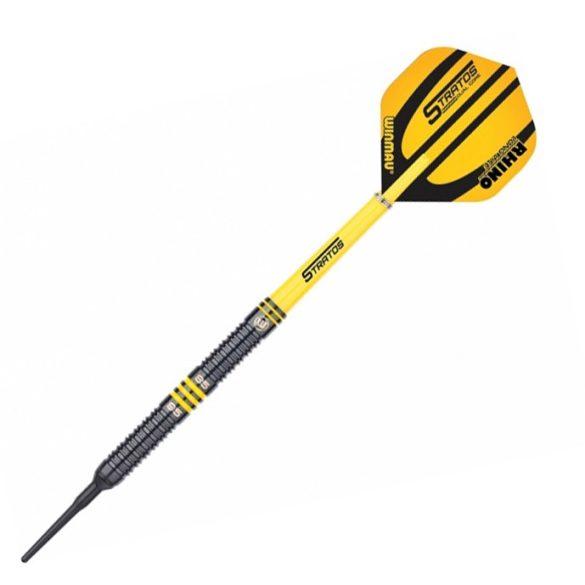 Dart szett Winmau soft Stratos 95/85% dual darts, 20g