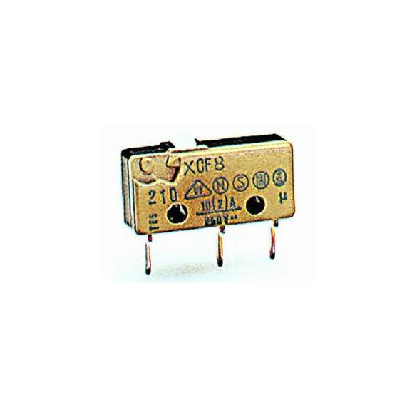 S mikrokapcsoló SAIA nyomógombhoz