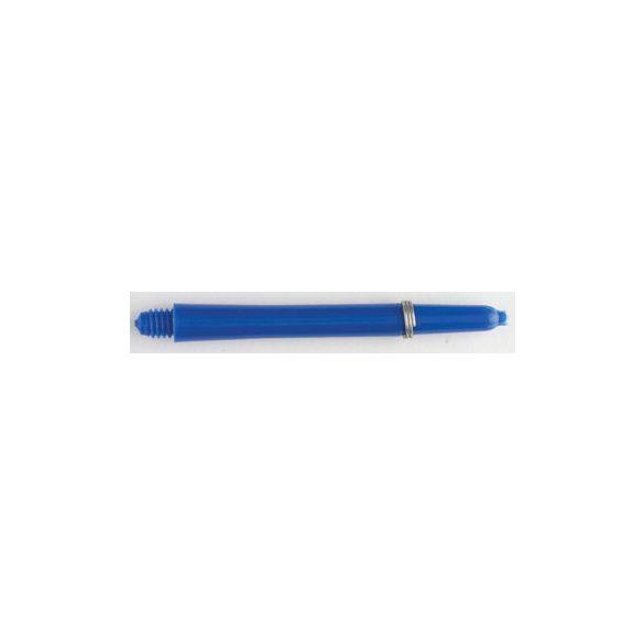 Dart szár Winmau Nylon hosszú kék szorító gyûrûvel