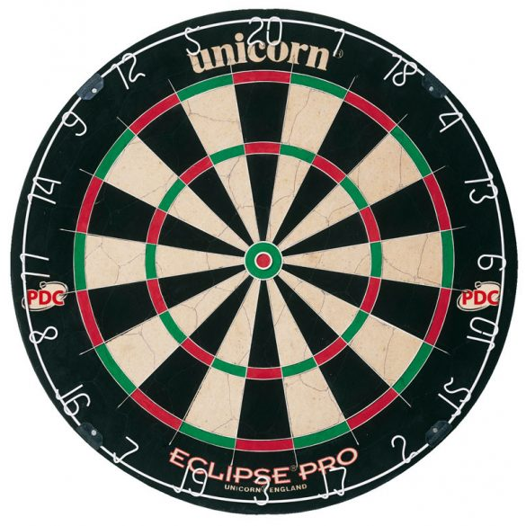 Dart tábla sisal Unicorn Eclipse Pro