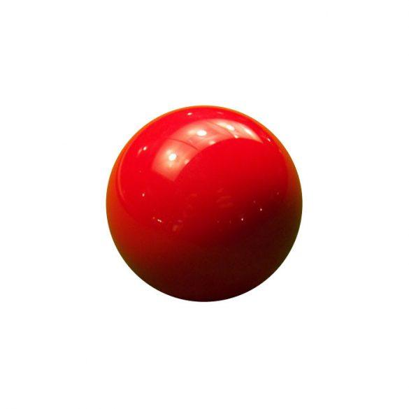 Golyó rex asztalhoz piros  47,6 mm