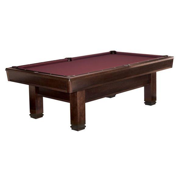 Biliárd asztal Brunswick Bridgeport 8' fiók nélküli változat, es