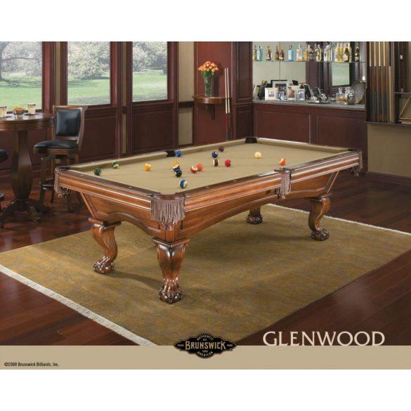 Biliárd asztal Brunswick GLENWOOD 7' gesztenye