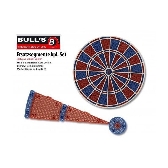 dart szegmens Bull's Darts elektromos dartokhoz (kivéve Dartforce)