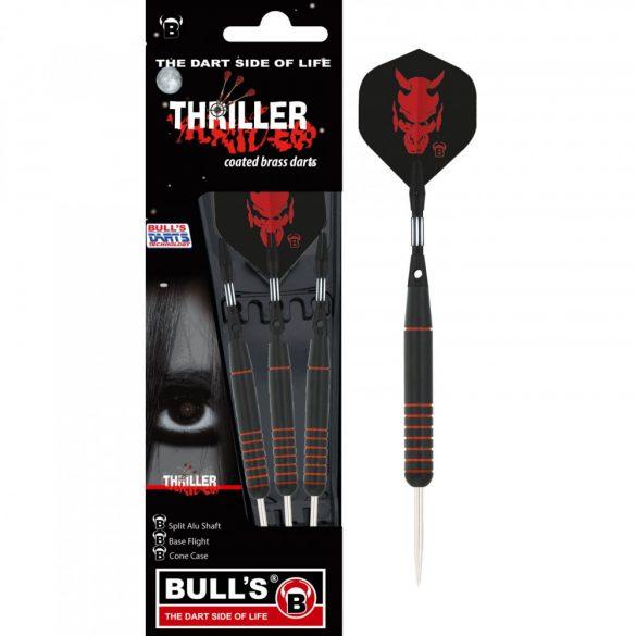 Dart szett Bull's THRILLER steel 23g