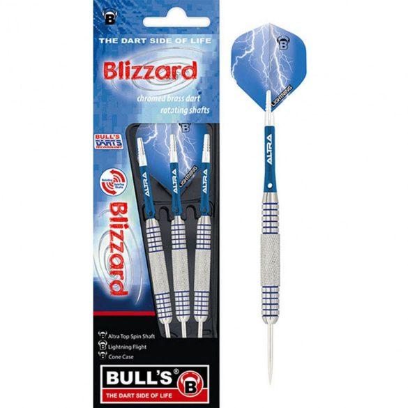 Dart szett Bull's BLIZZARD steel 21g
