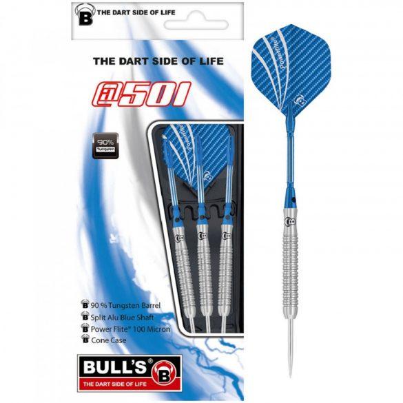Dart szett Bull's @501 steel 90% Tungsten 21g
