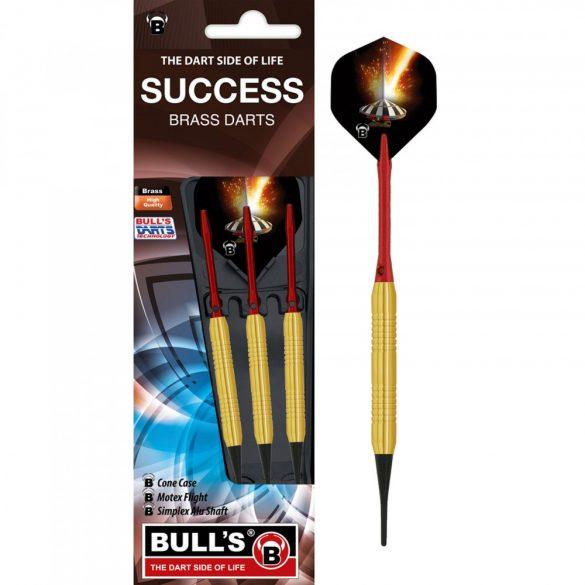 Dart szett Bull's SUCCESS soft 18g