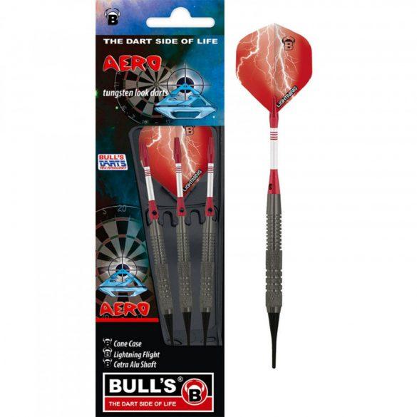 Dart szett Bull's AERO soft 18g