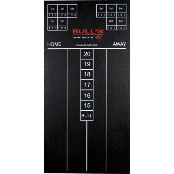 Bull's Darts Felíró tábla krétás