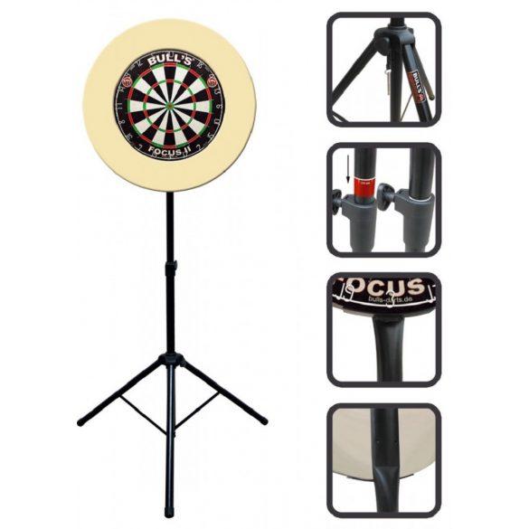 Bull's mobile dartstand- mobil dart táblatartó állvány