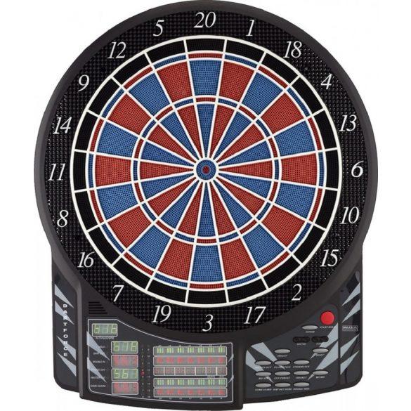 "Bull's Dartforce elektromos darts tábla (verseny standard), Russ Bray ""The Voice"" hangjával (2 év garancia!)"