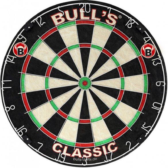 Bull's darts tábla Classic sisal