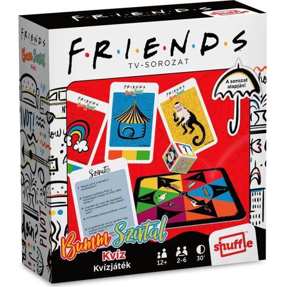 Jóbarátok (Friends) sorozat : Bumm, szívtál!   társasjáték