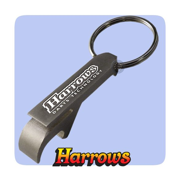 Harrows sörnyitó kulcstartó