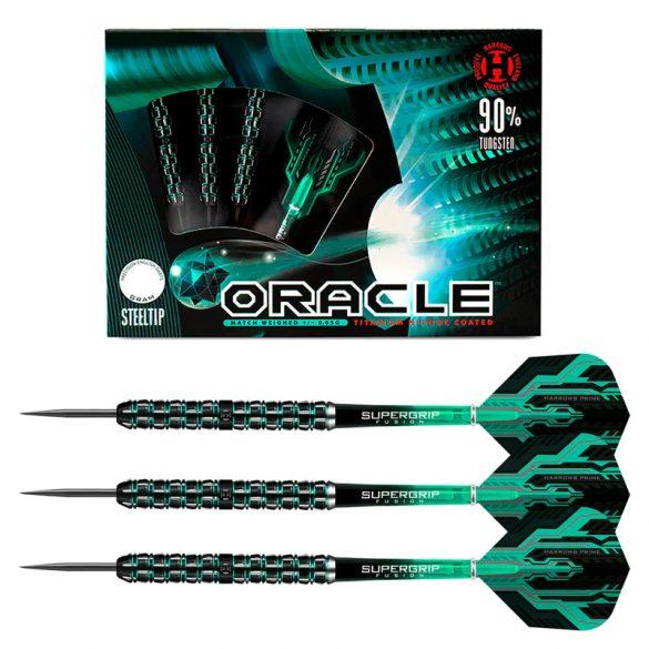 Dart szett Harrows steel 23g Oracle 90%