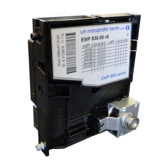 EMP830 32 csatornás érmevizsgáló USB rear reject WH Münzprüfer