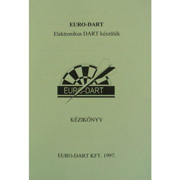 Gépkönyv Euro-Dart géphez