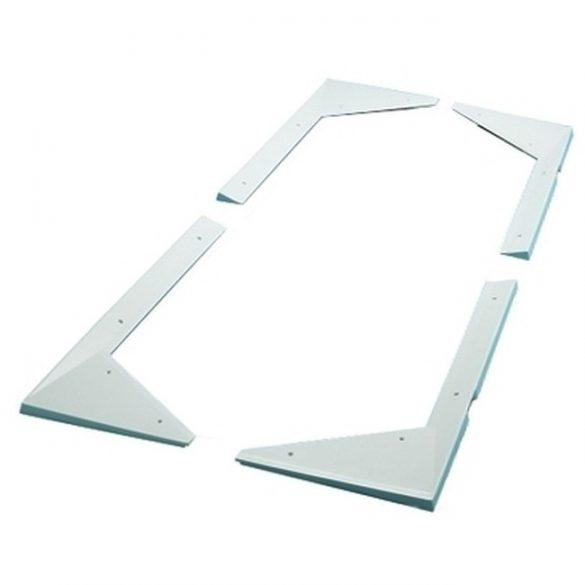 Garlando pályasarok szett 2cm magas nem elforgó asztalhoz