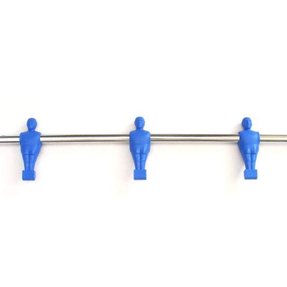 Garlando csocsórúd kék bábukkal 3-as