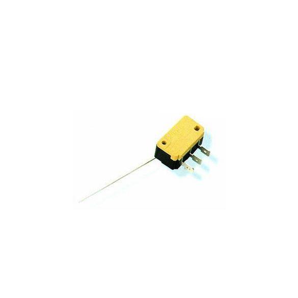 Mikrokapcsoló érmevizsgálóba