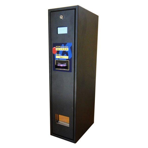ICT EX1000 Pénzváltógép  Bankjegyről érmére vált LCD kijelzővel