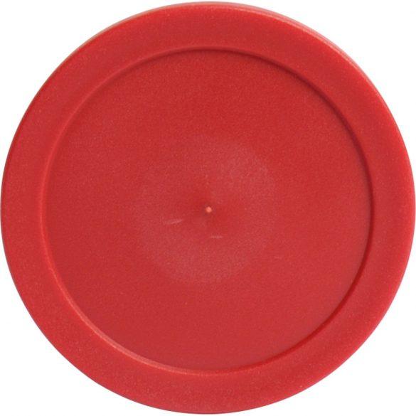 Léghoki, tájfun korong 50mm-es átmérővel, 5'-ös léghoki asztalhoz, piros