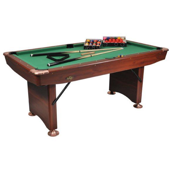 Buffalo Challenger Brown 6' pool biliárd asztal (csukható)