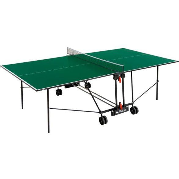 Buffalo Basic beltéri ping pong asztal zöld
