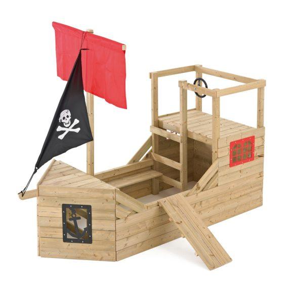 otthoni, kerti játszótér Buffalo Pirate Galleon