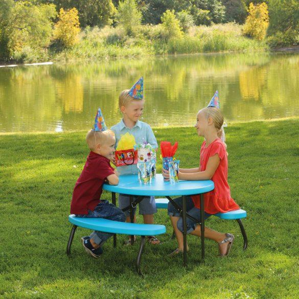 gyerek piknik asztal padokkal Buffalo