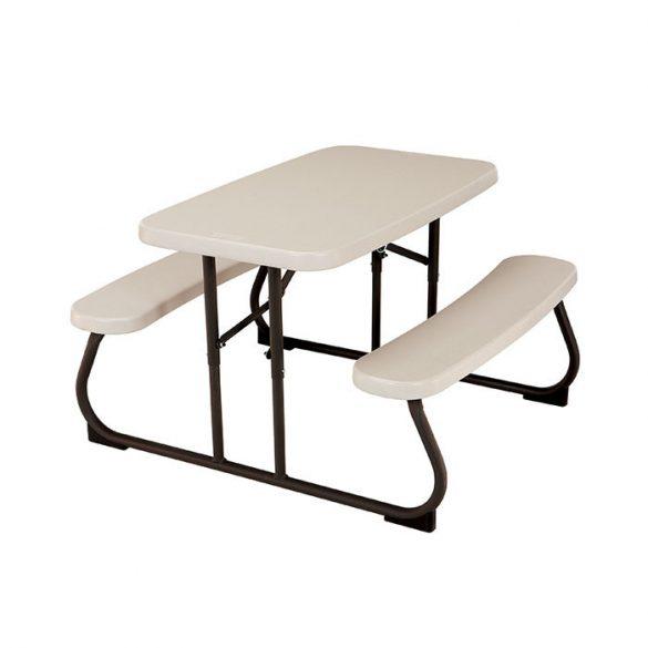 gyerek piknik asztal padokkal Buffalo Jolly