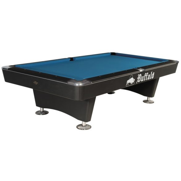 Buffalo Dominator Black Pool biliárd asztal 9'