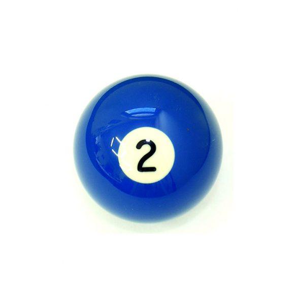 Pool biliárd golyó, 57,2mm 2-es
