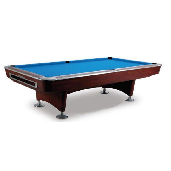 biliárdasztal pool Prostar Club Tournament Edition 8' mahagóni vagy fekete színben