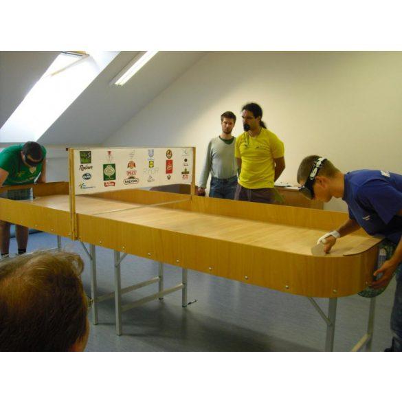 ping-pong asztal látássérülteknek