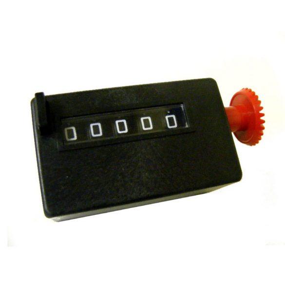 Érmeszámlálógép komplett számláló