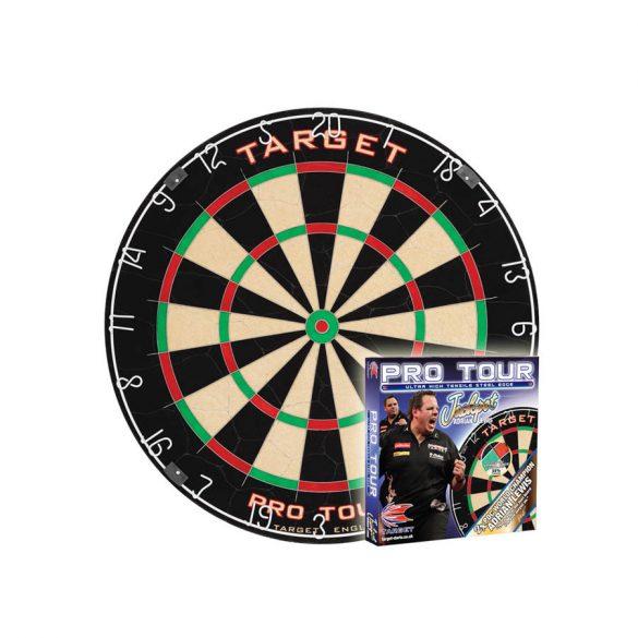 Dart tábla sisal TARGET Pro Tour Board
