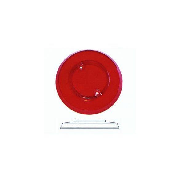 S müanyag gombatetõ piros univerzális
